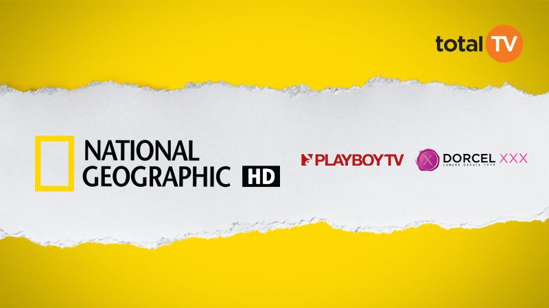National Geographic HD već od osnovnog paketa i novi kanali za odrasle