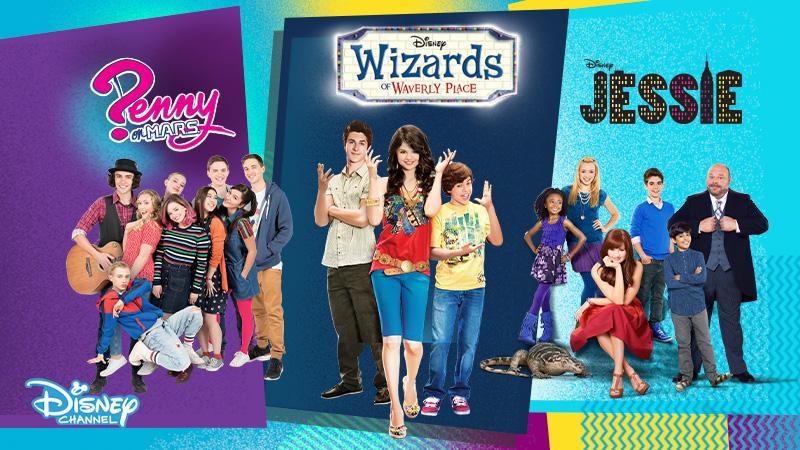 Katalog Disney Channel – novost v Video klubu EON!
