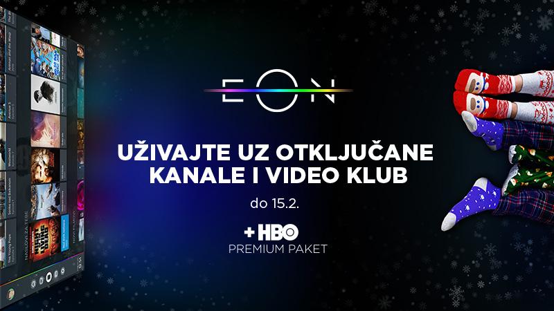 Otključani kanali i Video klub do 15.2.