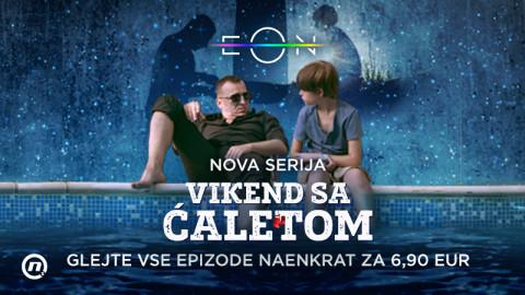 Vse epizode serije Vikend z očetom si lahko brez prekinitev ogledate s storitvijo EON