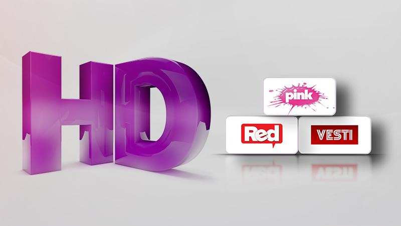 Obogaćujemo Total TV ponudu: Novi kanali u HD rezoluciji i Pink paketu