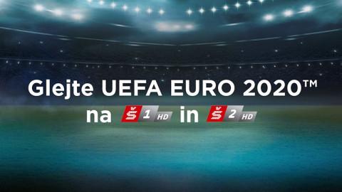 Odlična novica za vse gledalce prvenstva UEFA EURO 2020™!